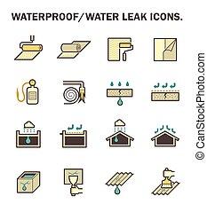 Waterproof water leak - Waterproofing and water leaked...