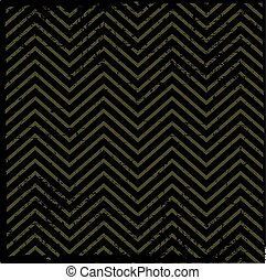 Background pattern, zig-zag -yellow and black color