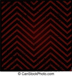 Background pattern, zig-zag -red and black color