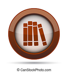 Books library icon