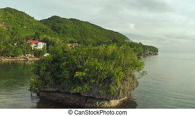 Nature Of The Philippines. Small island. Bohol. - Nature Of...