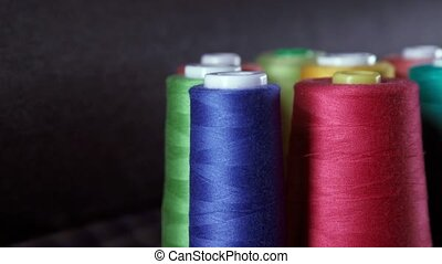 Manufacture industrial textile spinning. Textiles and...