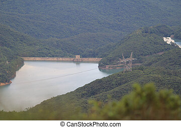 Tai Tam Reservoir Country park, hk
