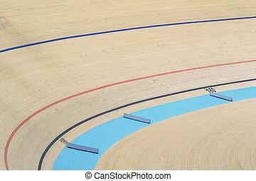 indoor cycling wood floor - the indoor of cycling wood floor...