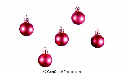 christmas decoration - five small christmas decoration...