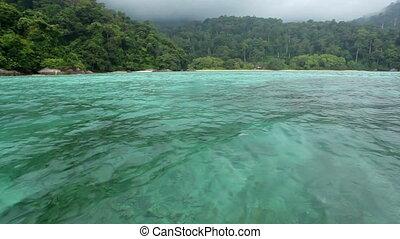 Tioman tropical sea