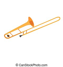Isolated musical instrument