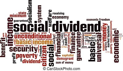 Social dividend word cloud.eps - Social dividend word cloud...