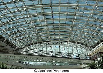 Vasco da Gama shopping center in Lisbon