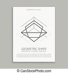 mystic geometric lines