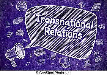 transnacional, conceito,  -, relações, negócio