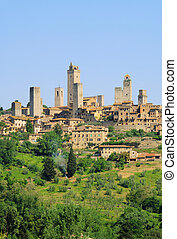 San Gimignano 06 - San Gimignano
