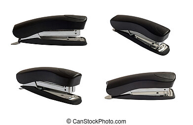 stapler - Black stapler