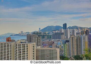 Hong Kong Old Residential Area, Ma Tau Wai - the Hong Kong...