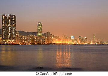 Lei Yue Mun, Yau Tong, Hong Kong - the Lei Yue Mun, Yau...