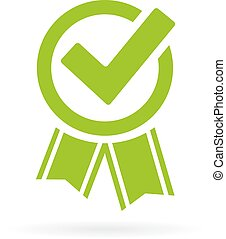 Approved tick certificate