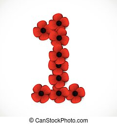 number one in poppies