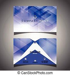 modern business card design 2010
