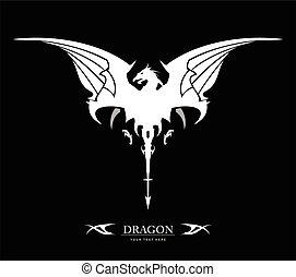 Black Dragon, Dragon