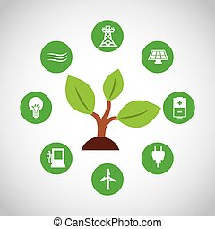 ecological alternative energy green