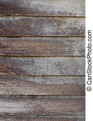 Timber wall panel - Old rustic timber weatherboard wall...