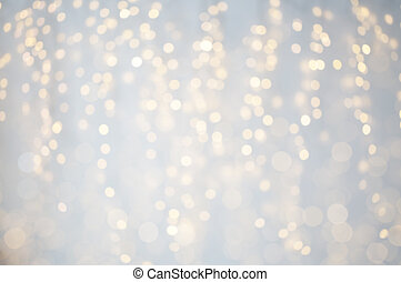 blurred christmas holidays lights bokeh - background, bokeh,...