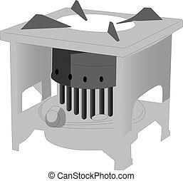 traditional stove