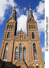 Church 'Our Lady Immaculate Conception' in Amsterdam,...