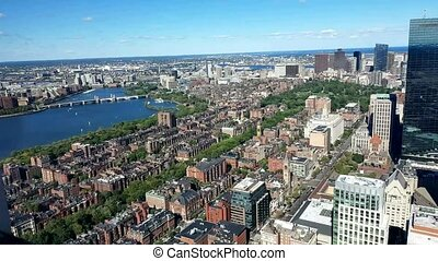 Downtown Boston. The city has one of the highest costs of...