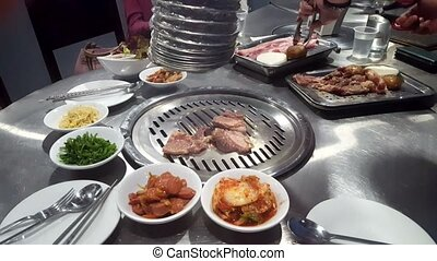 Korean BBQ Grilled