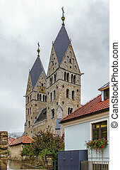 Church of Saint Bartholomew in Friesach, Austria - The...