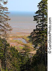 Long Beach on the Fundy Trail Parkway - Unspoiled Long Beach...