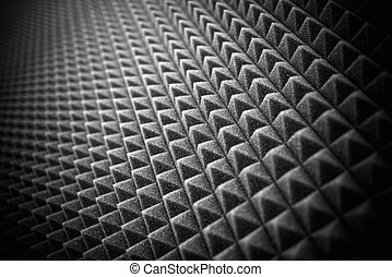 Acoustic Studio Foam Wall