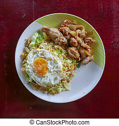 Authentic Malaysian food from family street restaurant in...