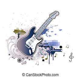 abstract party design - Vector illustration of abstract...
