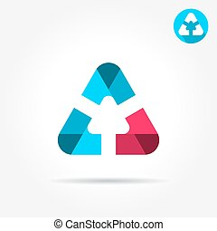 Delta letter with smooth rounded edges - Delta letter icon...