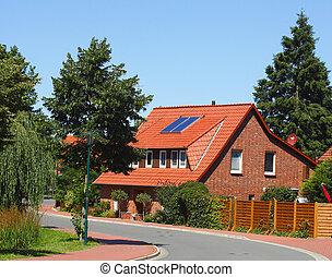 Wohnhäuser - Wohhaus, Deutschland, Europa