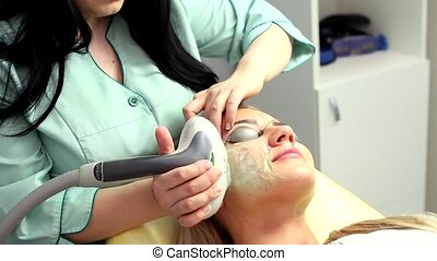 Photo Facial Therapy. Anti-aging Procedures. - Skin Care....