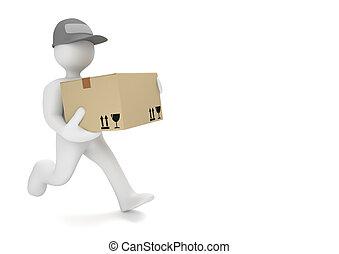 Manikin Express Shipment