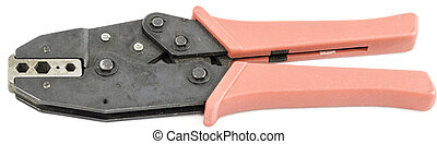 Cable pliers - Typical used cable pliers