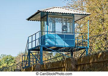 Watchtower - Prison watch tower
