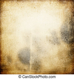 Vintage burned paper texture background.