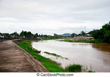 Nan River in Thailand - Nan River is a river in Thailand. It...