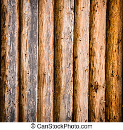 Old wooden texture can be used for vintage background