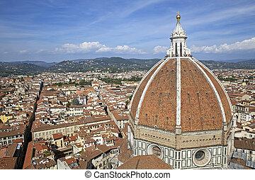 Duomo: Florence - Duomo: Santa Maria del Fiore - Florence....