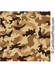 Camouflage military background seamless pattern.