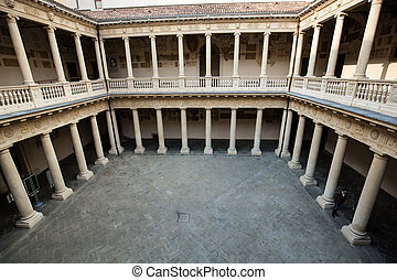 Palazzo Bo, historical building home of the Padova...