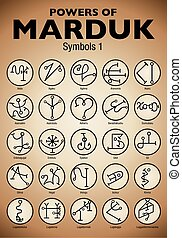 Powers of Marduk - Marduk was a late-generation god from...