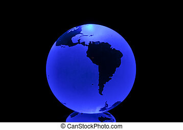 The Blue Earth - The blue planet