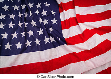 Flag of United States of America . - Flag of United States...